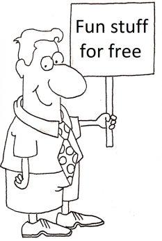 Fun stuff for free