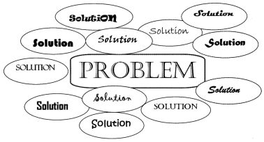problem solution solution solution