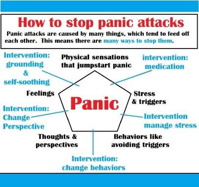 Panic disorder cycle