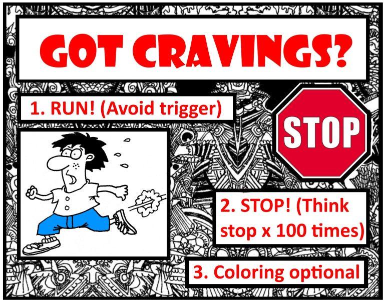 Got cravings card