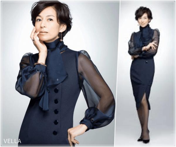 SUITS/スーツの鈴木保奈美の衣装がかっこいい!ブランドはどこ?1