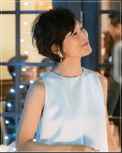 SUITS/スーツ[9話] 鈴木保奈美のコートにネックレス!シャネルやブルガリも0