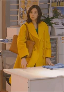 家売る女の逆襲[1話]北川景子の着用の洋服がきれい!アクセサリーも19