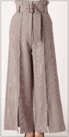 「トレース」新木優子が綺麗!衣装のブランド!ニットやアクセサリーもnoname2