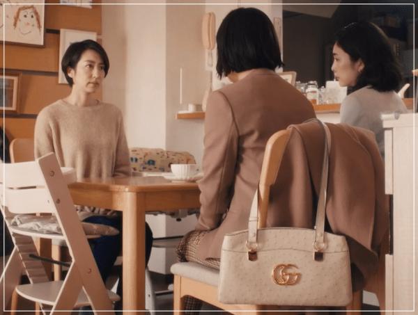 スキャンダル専門弁護士QUEEN[7話]水川あさみドラマの衣装や指輪に時計28