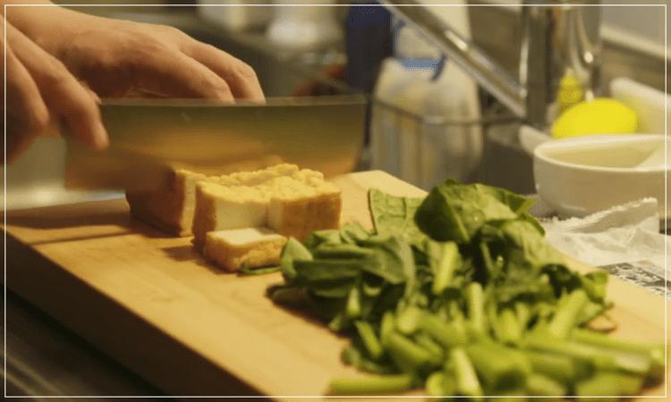 きのう何食べた[1話]レシピ!鮭・たけのこ・ザーサイ・小松菜・厚揚げ・かぶ