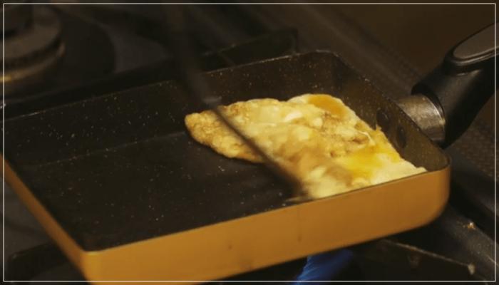きのう何食べた?[7話]レシピ!ケンジのだし巻き卵焼き!画像にコツ