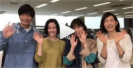 あなたの番です[7話]原田知世の衣装・かわいい洋服!トップスやワンピース