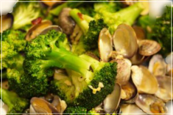 きのう何食べた[11話]レシピ!あさりとブロッコリーのペペロンチーノ風