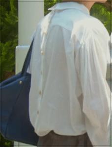 あなたの番です[9話]原田知世の衣装!シャツにワンピースやバッグも
