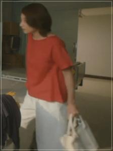わたし旦那をシェアしてた[7話]小池栄子の衣装!シャツやカーディガン