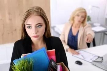 keep job narcissistic abuse