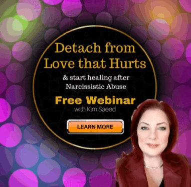 detach from love that hurts