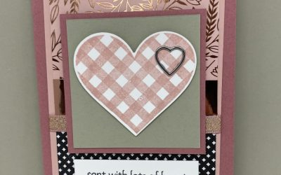 Day Six of our Seven Days of Valentines Cards