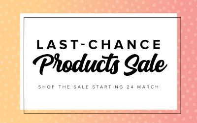 The Retiring List of Products is now Available!