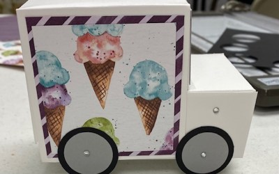 Ice Cream Truck Featured Project on Facebook LIVE