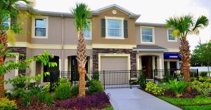 Avelar Creek DR Horton Town Homes Riverview Florida
