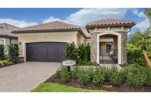 Esplanade of Tampa New Homes Community New Tampa Florida