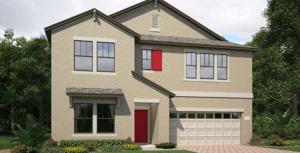 The-Oaks-at-Shady-Creek/Brewster 3,773 sq. ft. 6 Bedrooms 3.5 Bathrooms 1 Half bathroom 3 Car Garage 2 Stories Riverview Florida