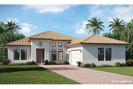 Neal Signature Homes at Country Club East – Lakewood Ranch, Florida