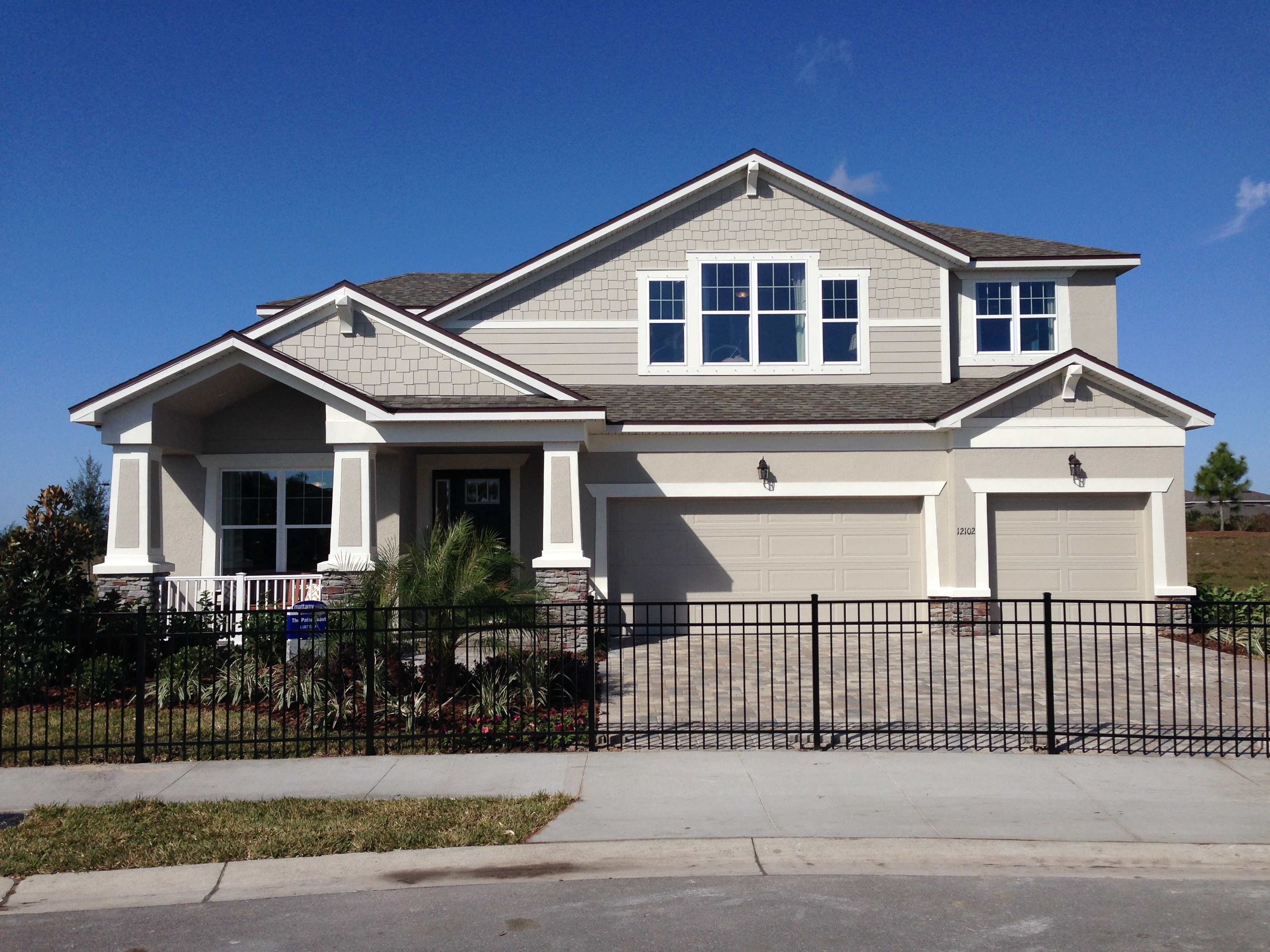 Affordable New Homes in Riverview Florida 33569