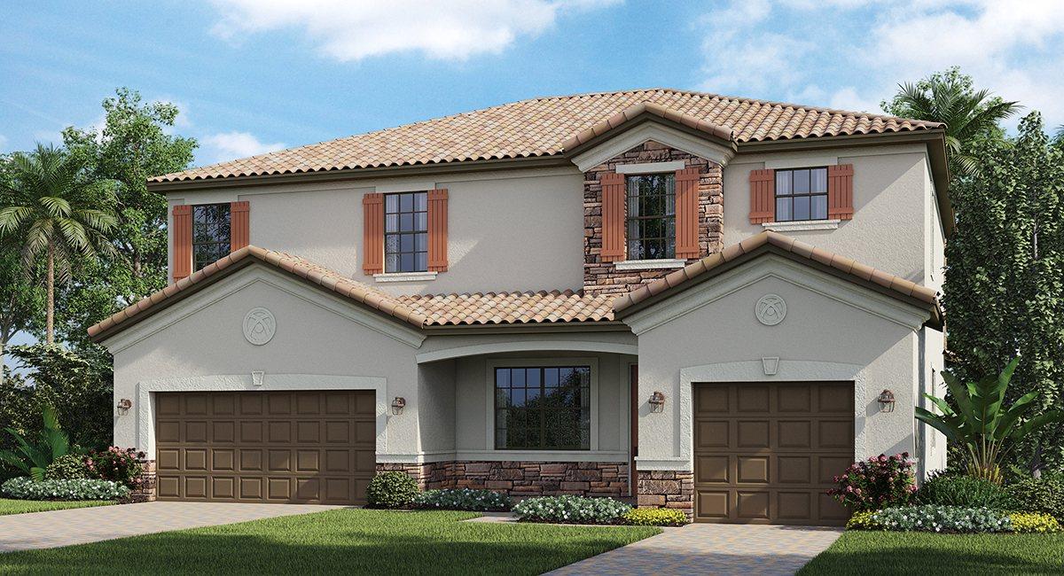New Homes Lakewood Ranch, Florida