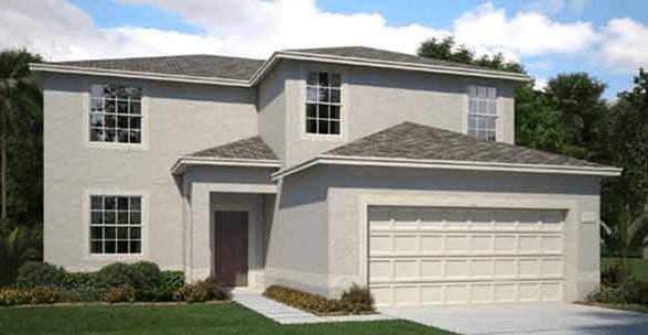 Lennar Homes Belmont Riverview Florida