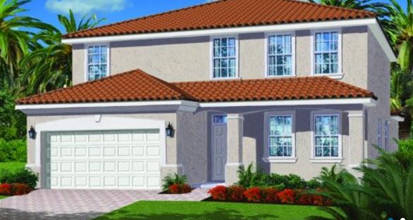 Riverview Fl New Homes Prestigious New Community's