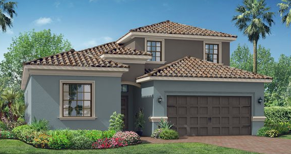 WATERLEAF HOMES BY LENNAR ESTATES & EXECUTIVES HOMES