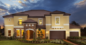 Read more about the article Serenity Creek The Del Rio  5,107 sq. ft. 8 bed Master downstairs 4 bath 3 tandem garage 2 stories Bradenton Fl