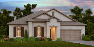 Read more about the article Serenity Creek The Huntington 2,516 sq. ft. 4 bed 3 bath 2 garage 1 story Bradenton Fl