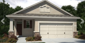 Belmont/Belmont-Manors The Auburn 1,504 sq. ft. 3 Bedrooms 2 Bathrooms 2 Car Garage 1 Story Ruskin Florida