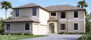 South-Fork-Stillwater-At-South-Fork  The Buckingham 3,711 sq. ft. 4 Bedrooms 3 Bathrooms 3 Car Garage 2 Stories Riverview Florida