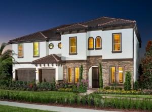 Savanna at Lakewood Ranch Kerrville II Plan  4,265 sq. ft., 6 bed, 4 bath, 3 garage, 2 story