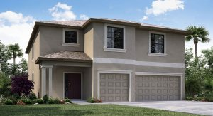 Vista-Palms/Vista-Palms-Estates/The Madison 3,231 sq. ft. 6 Bedrooms 4 Bathrooms 3 Car Garage 2 Stories Wimauma Florida