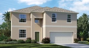 Read more about the article Ballentrae The Maple 2,858 sq. ft. 5 Bedrooms 2.5 Bathrooms 1 Half bathroom 3 Car Garage 2 Stories Riverview Fl