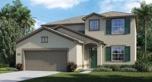 Vista-Palms/Vista-Palms-Estates/The Mayflower 2,529 sq. ft .4 Bedrooms 3 Bathrooms 2 Car Garage 2 Stories Wimauma Fl