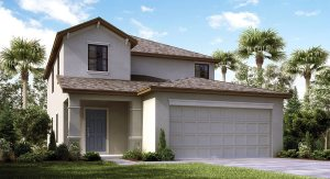 Read more about the article Vista-Palms-Manors/The St-Tropez 2180 sq.ft. 5 Bedrooms 3.5 Bathrooms 2 Car Garage 2 Stories Wimauma Fl