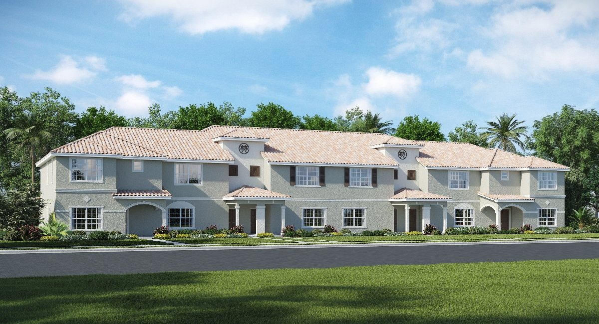 ChampionsGate Florida/The Beach Palm 1,914 sq. ft. 4 Bedrooms 3 Bathrooms 2 Stories