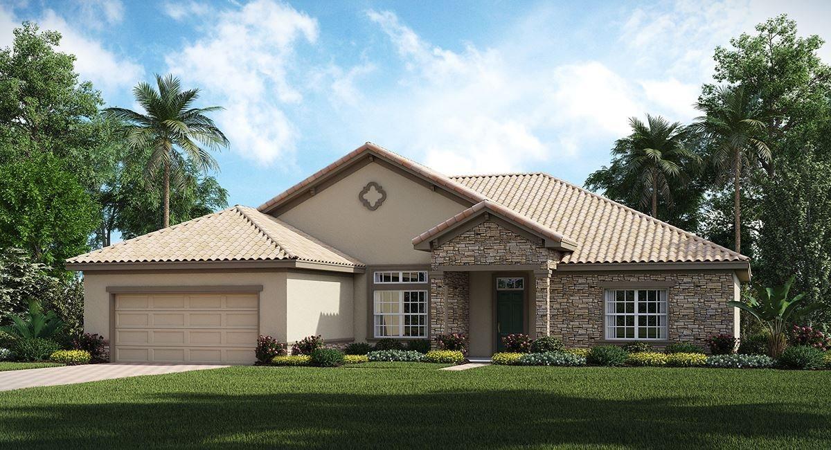 ChampionsGate Florida/The St. Andrews Grande 4,846 sq. ft. 5 Bedrooms 3 Bathrooms 2 Car Garage 2 Stori