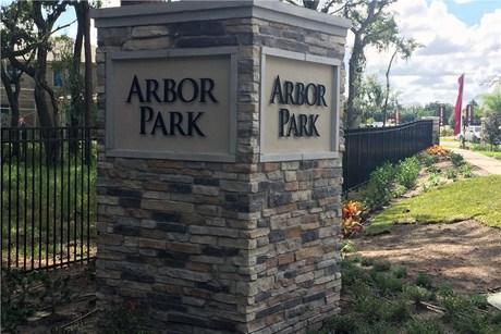 Arbor Park Riverview Florida New Homes Community