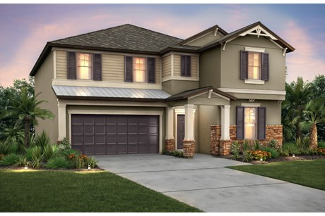 Magnolia Park Riverview Florida New Homes Community