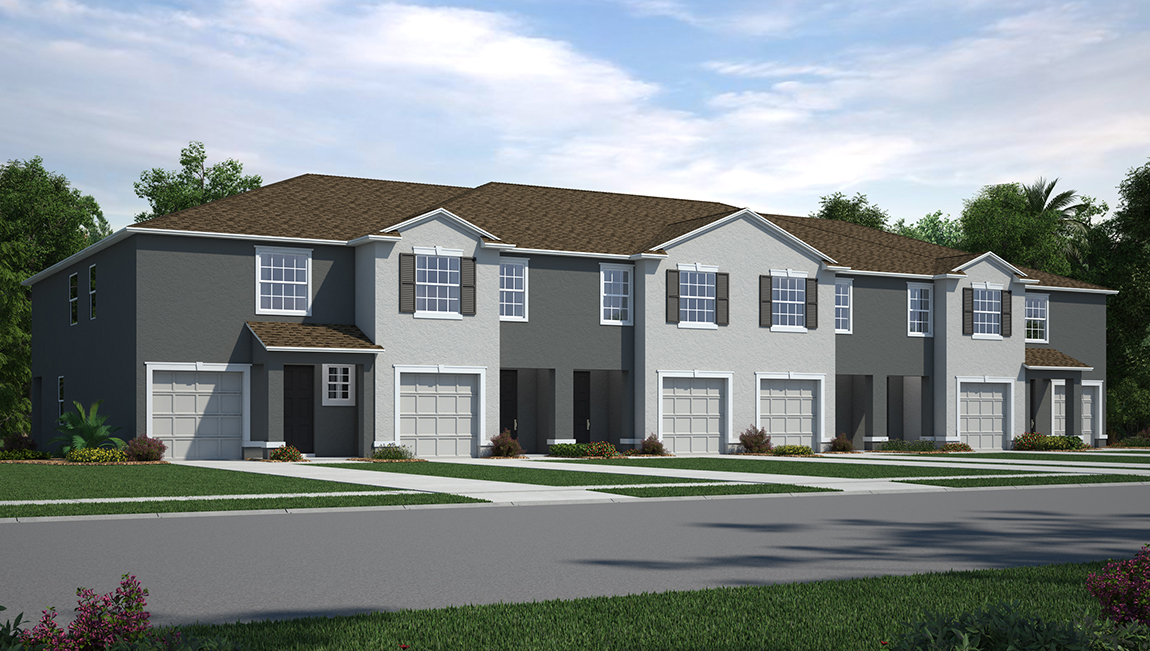 Eagle Palm Riverview Florida New Homes Community
