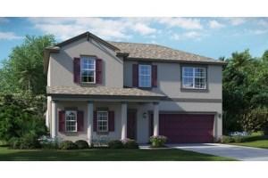 Shady Creek Riverview Florida New Homes Community