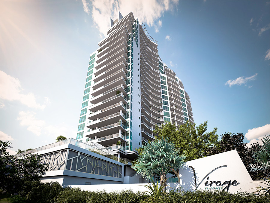 Virage BayShore South Tampa Florida New Condominiums Community