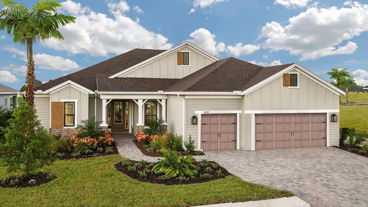 Crossing Creek Parrish Florida Real Estate | Parrish Florida Realtor | New Homes for Sale | Parrish Florida New Communities