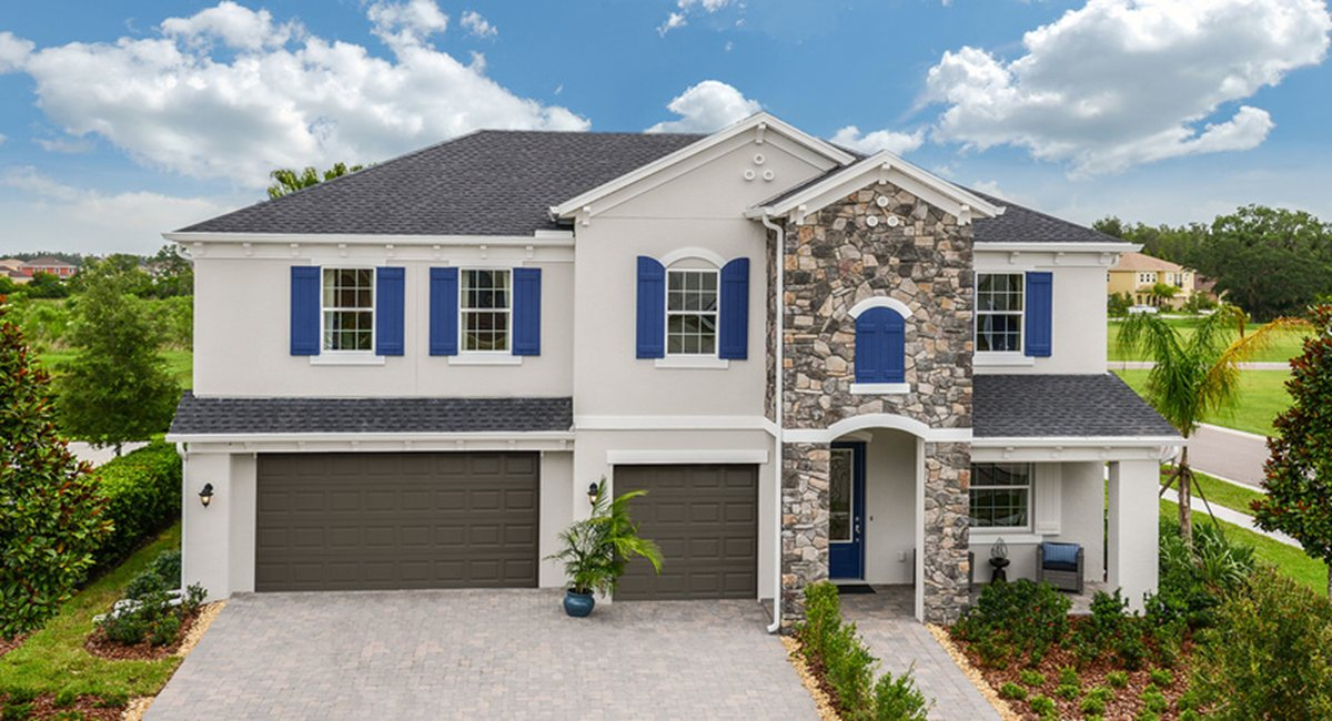 You are currently viewing Upscale Living has a New Name in Tampa Bay By Lennar Homes | New Homes for Sale | Wesley Chapel Florida