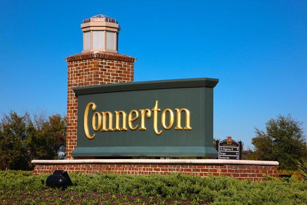 Connerton New Home Community Land O' Lakes Florida