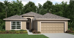 The Corsica Model  By Lennar Homes Riverview Florida Real Estate | Ruskin Florida Realtor | New Homes for Sale | Tampa Florida