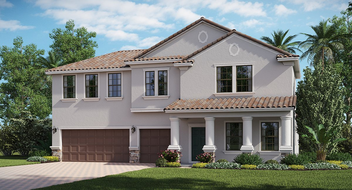 The Kent Islander  Model Riverview Florida Real Estate | Riverview Realtor | New Homes for Sale | Riverview Florida